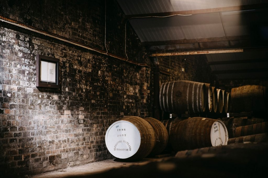 Glengoyne Distillery launches new whisky and revamped look