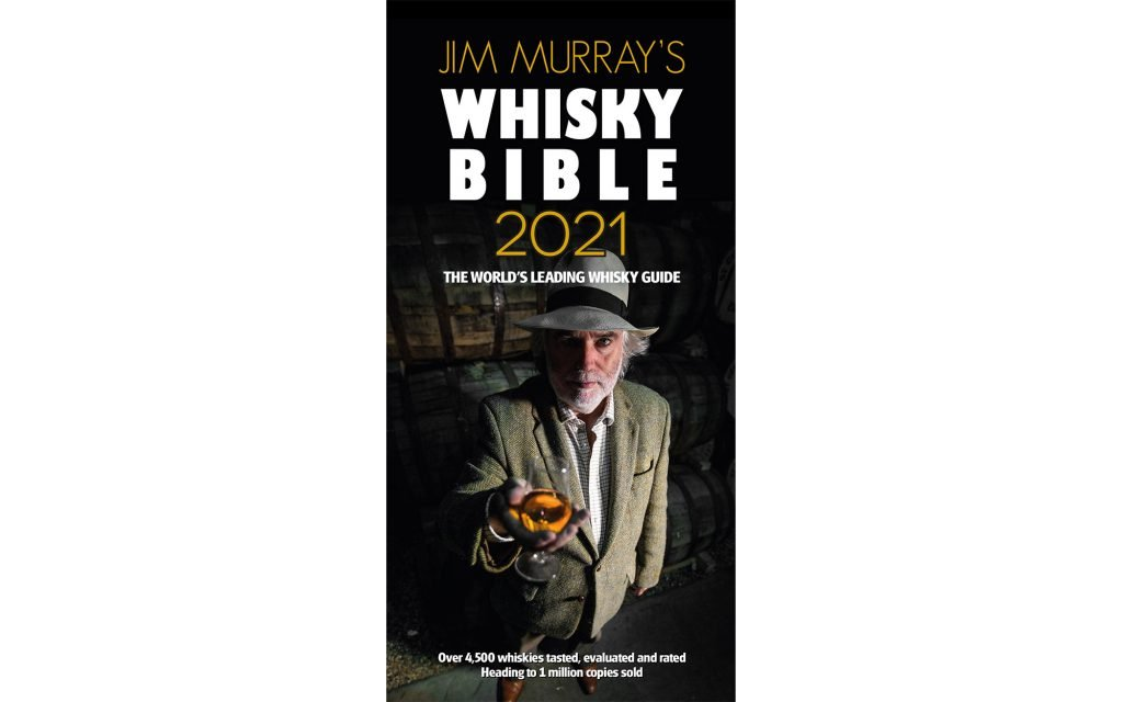 Jim Murray's Whisky Bible 2021 winner