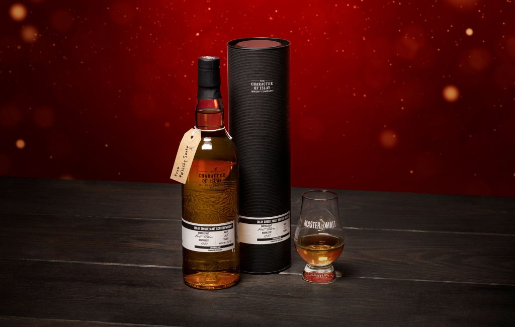 #WhiskySanta's Port Ellen 35 Year Old 1983 - The Character of Islay Whisky Company Super Wish