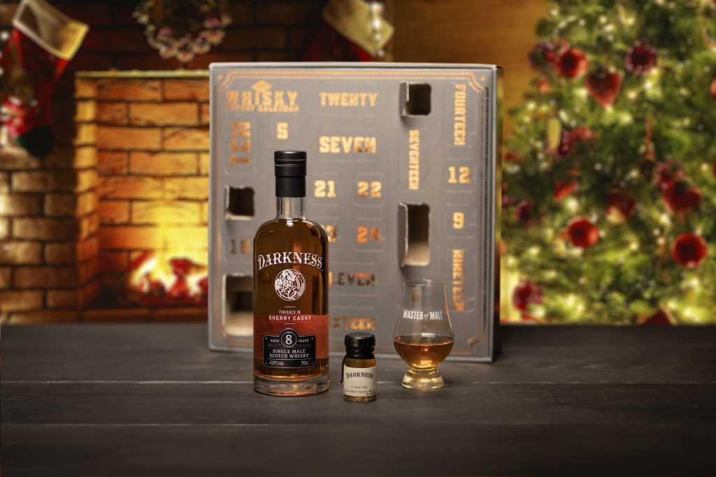 Whisky Advent 2020 Day #4: Darkness 8 Year Old
