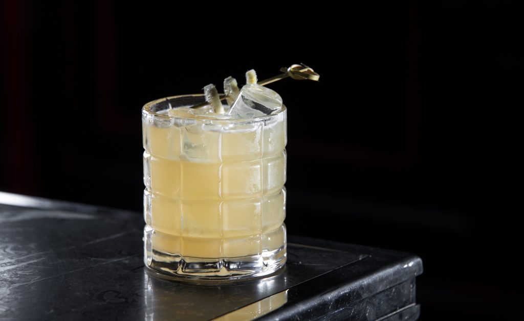 This week we're making the amazing Penicillin cocktail!