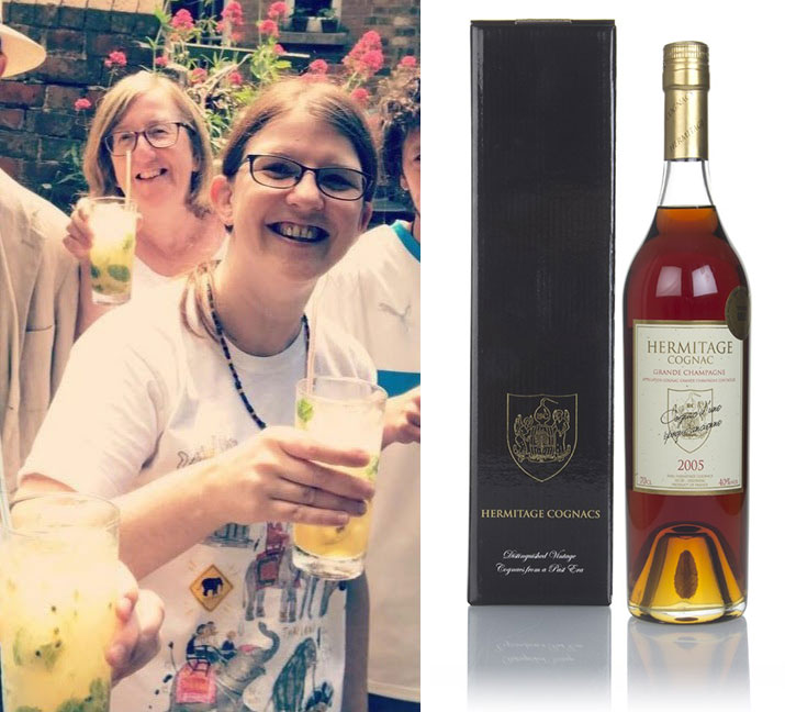 Emma and her Mother's Day recommendation, Hermitage Cognac