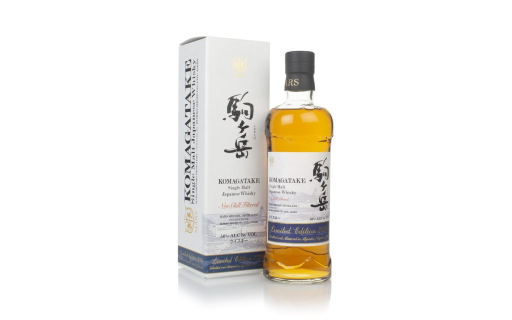 Japanese whiskies