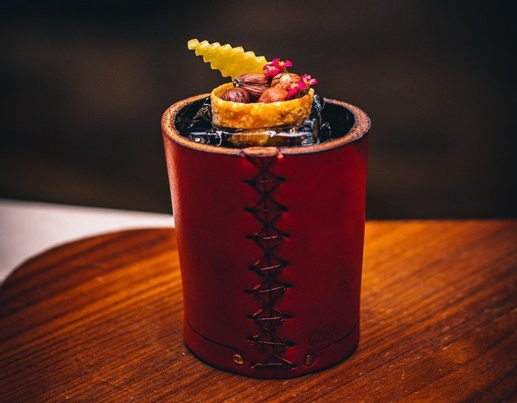 City of Plain cocktail at Oriole London