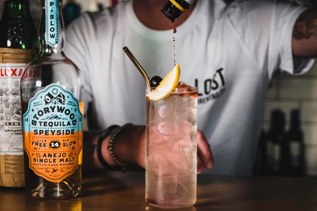 cocktails for National Tequila Day