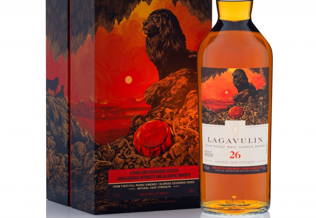 Lagavulin 26 Diageo Special Releases