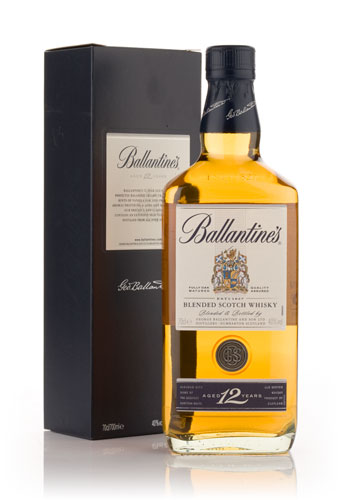 Ballantines 12 Year Old