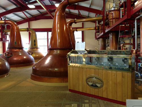 Glenburgie stills
