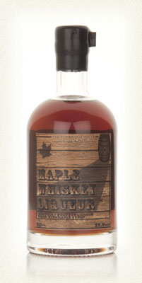 Maple Whiskey Liqueur