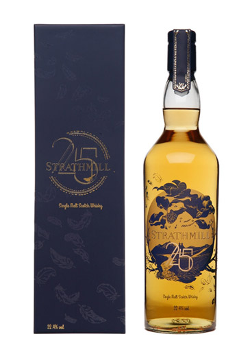 Diageo Special Releases 2014 Strathmill 25yo
