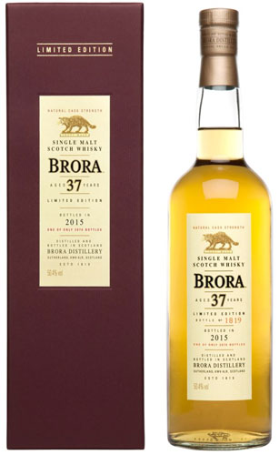 Diageo Special Releases 2015 Brora