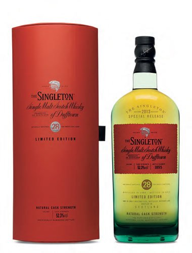 Diageo Special Releases Singleton of Dufftown 28 Year Old 1985