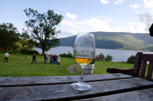 Dramboree 2014 Whisky Glass