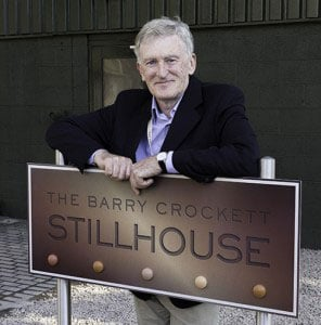 Barry Crockett Stillhouse Midleton
