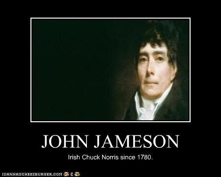 Irish_Whiskey/John Jameson Irish Chuck Norris