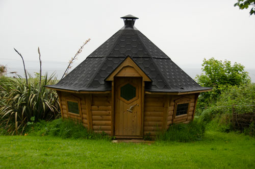 Tales From The Isle Hobbit House