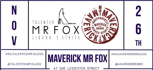 Maverick Mr Fox