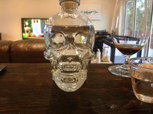 Master of Cocktails Crystal Head Vodka