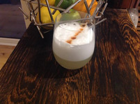Master of Cocktails pisco sour