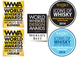 World Whiskies 2014 Awards