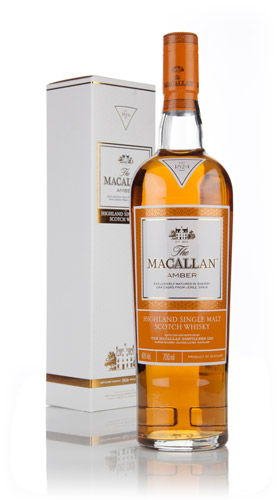 The Macallan Amber 1824 Series Whisky