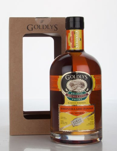 Goldlys 12 Amontillado Finish