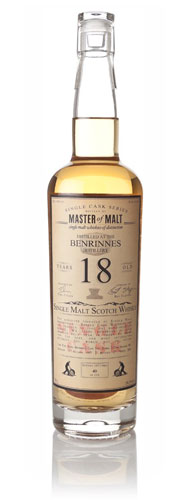Benrinnes 18 Year Old