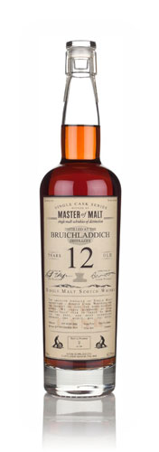 Master of Malt Single Cask Bruichladdich 12YO