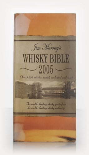 Signed copy of Jim Murray's Whisky Bible 2005