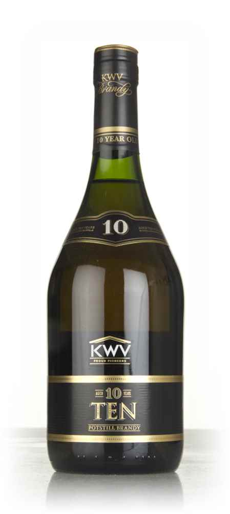 KWV Brandy 10 Year Old