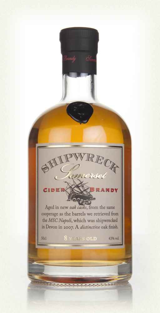 Shipwreck Single Cask Cider Brandy