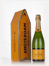 Veuve Clicquot Brut Yellow Label - Amsterdam Clicquot Arrow