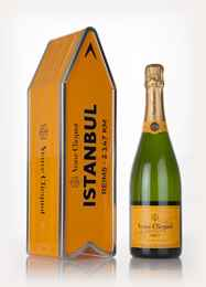 Veuve Clicquot Brut Yellow Label - Istanbul Clicquot Arrow