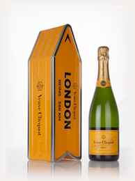 Veuve Clicquot Brut Yellow Label - London Clicquot Arrow