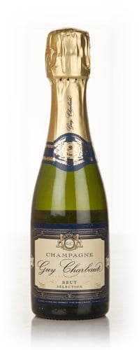 Guy Charbaut Brut Selection 37.5cl Half