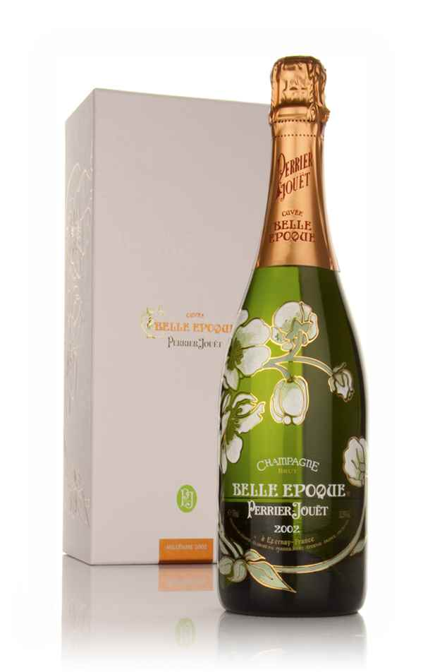 Perrier-Jouët 2002 Belle Epoque