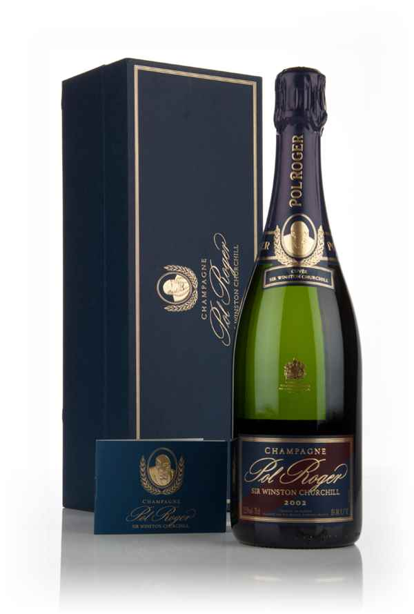 Pol Roger Cuvée Sir Winston Churchill 2002