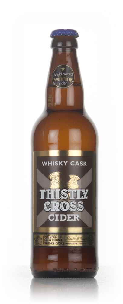 Thistly Cross Whisky Cask Aged Cider