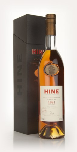Hine 1981 Early Landed