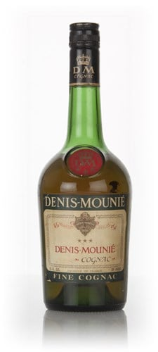 Denis Mounié Cognac 3* - 1960s