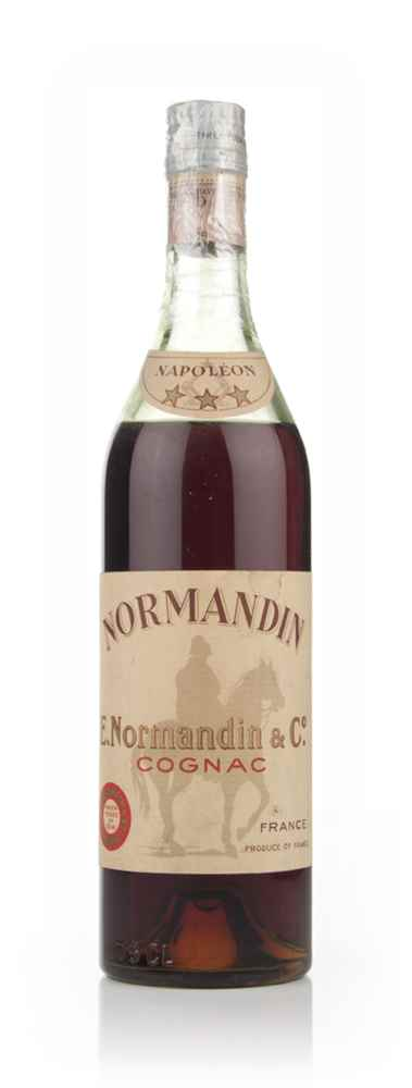 E. Normandin 3 Star Cognac - 1960s