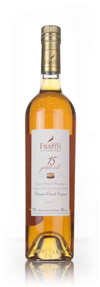 Frapin 15 Year Old Grande Champagne Cognac