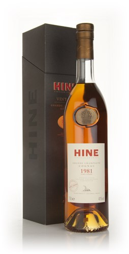 Hine 1981 Early Landed - Grand Champagne Cognac