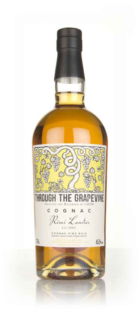Remi Landier (Lot 2005) - Through The Grapevine (La Maison du Whisky)