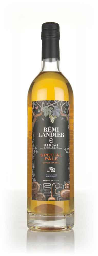 Remi Landier Special Pale Single Barrel (Lot 2012)