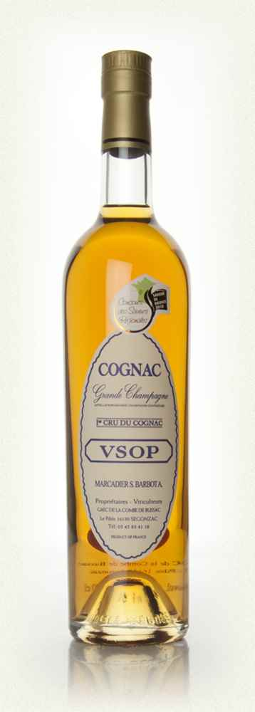 Marcadier-Barbot 9 Year Old VSOP Cognac