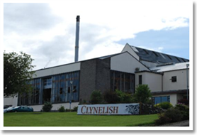 Clynelish Whisky Distillery