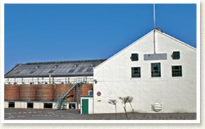 Glen Elgin Whisky Distillery