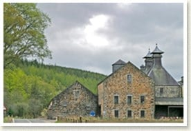 Glentauchers Whisky Distillery