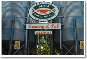 Kona Brewing Co Beer Brewery